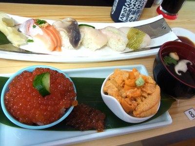 Otaru_nihonbashi_sushi